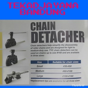 CHAIN DETACHER