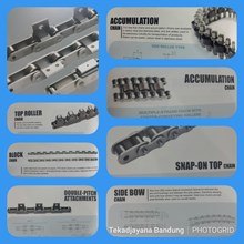 Rantai Conveyor Accumulation Chain
