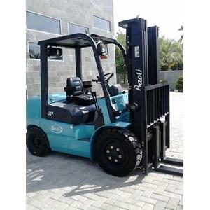 Forklift Diesel/Solar 3 Ton