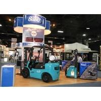 Jual Forklift Solar / Diesel 2500Kg 2