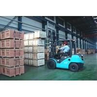 Beli Forklift Solar / Diesel 2500Kg 4