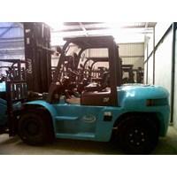 Jual Forklift Solar 7 Ton 2