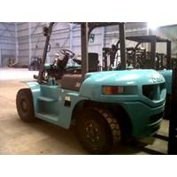 Beli Forklift Solar 7 Ton 4