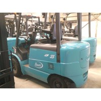 Distributor Forklift Electric 3