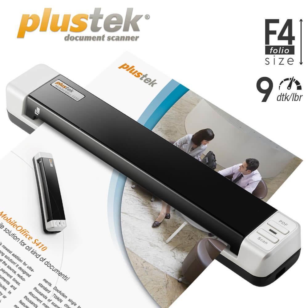 Sell Portable Scanner Plustek S410 9dtk From Indonesia By Pt Software Faktur Pajak Dinamika Guna Saranacheap Price