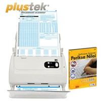 Distributor Plustek Scanner Adf Periksa Nilai Ps283+Software Ljk 3