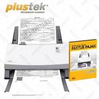 Distributor Plustek Scanner Faktur Pajak Ps396+Sofw.Faktur Pajak 3