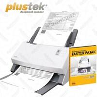 Beli Plustek Scanner Faktur Pajak Ps396+Sofw.Faktur Pajak 4