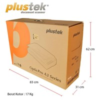 Distributor Scanner Plustek A3 Opticpro A320l - 7.8 Dtk 3