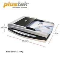 Beli Scanner Adf+Flatbed Plustek Pl1530 (15Ppm) 4