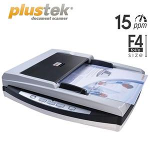 Scanner Adf+Flatbed Plustek Pl1530 (15Ppm)