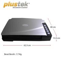 Distributor Scanner Buku A3 Plustek Optic Book A300 Plus 3