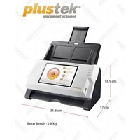 Scanner Wifi Plustek Escan A150 Murah 5