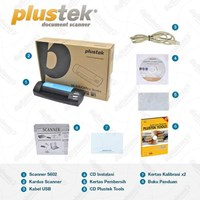 Distributor Scanner Kartu Nama Plustek S602 3