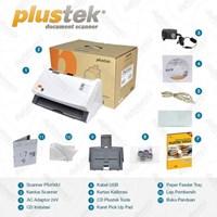 Jual Scanner Otomatis Plustek Ps456u-80Ppm-Legal-Duplex 2