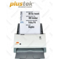 Distributor Scanner Otomatis Plustek Ps456u-80Ppm-Legal-Duplex 3