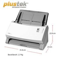 Beli Scanner Otomatis Plustek Ps396-30Ppm-Legal-Duplex 4