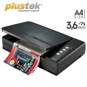 Scanner Buku Plustek Opticbook 4800