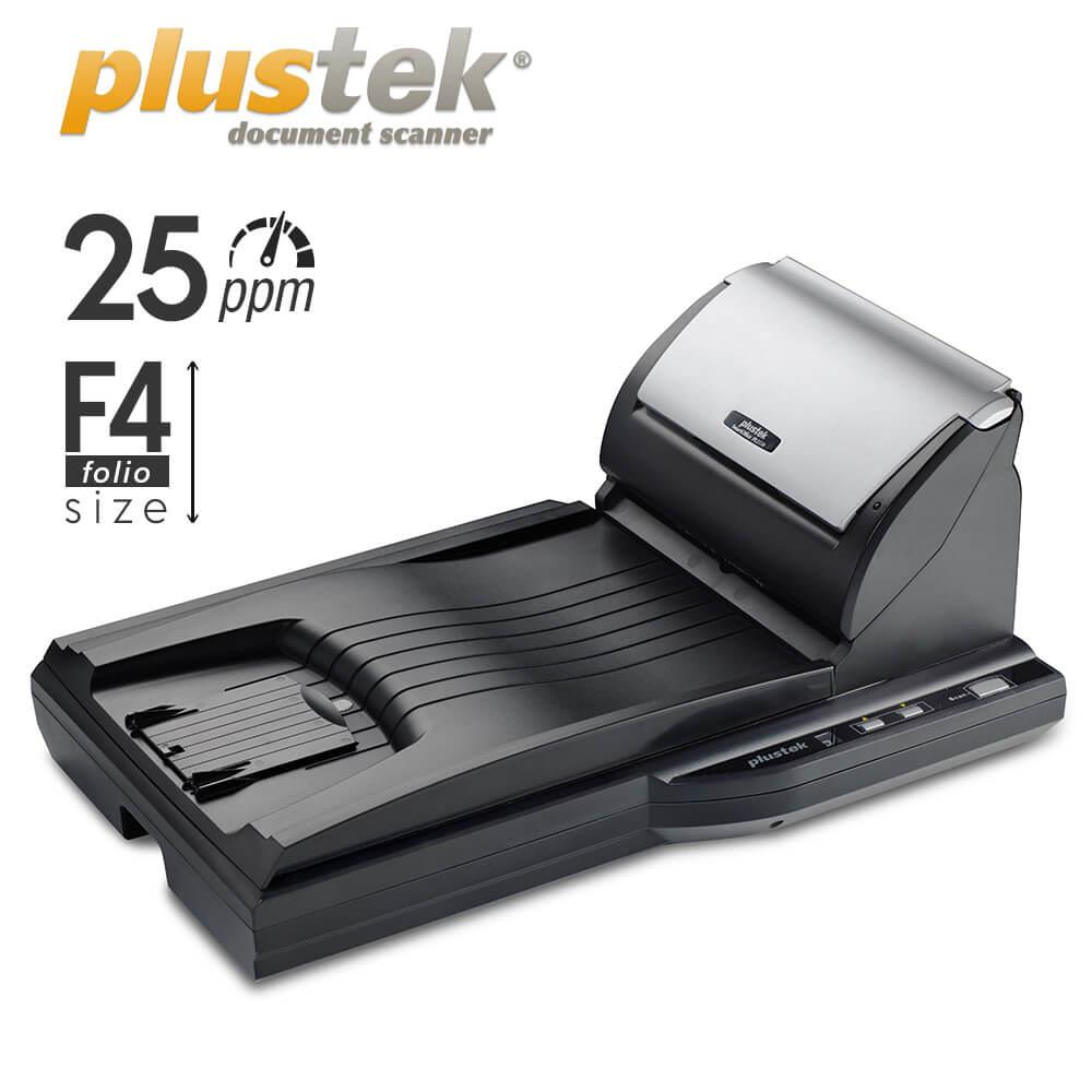 Sell Scanner Adf Flatbed Plustek Pl2550 Duplex 25ppm From Software Faktur Pajak Indonesia By Pt Dinamika Guna Saranacheap Price