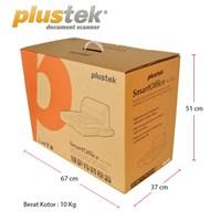 Distributor Scanner Adf+Flatbed Plustek Pl2550 Duplex (25Ppm) 3