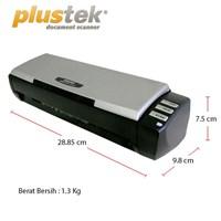 Jual Scanner Plustek Ad470  18Ppm  Legal F4 Duplex 2