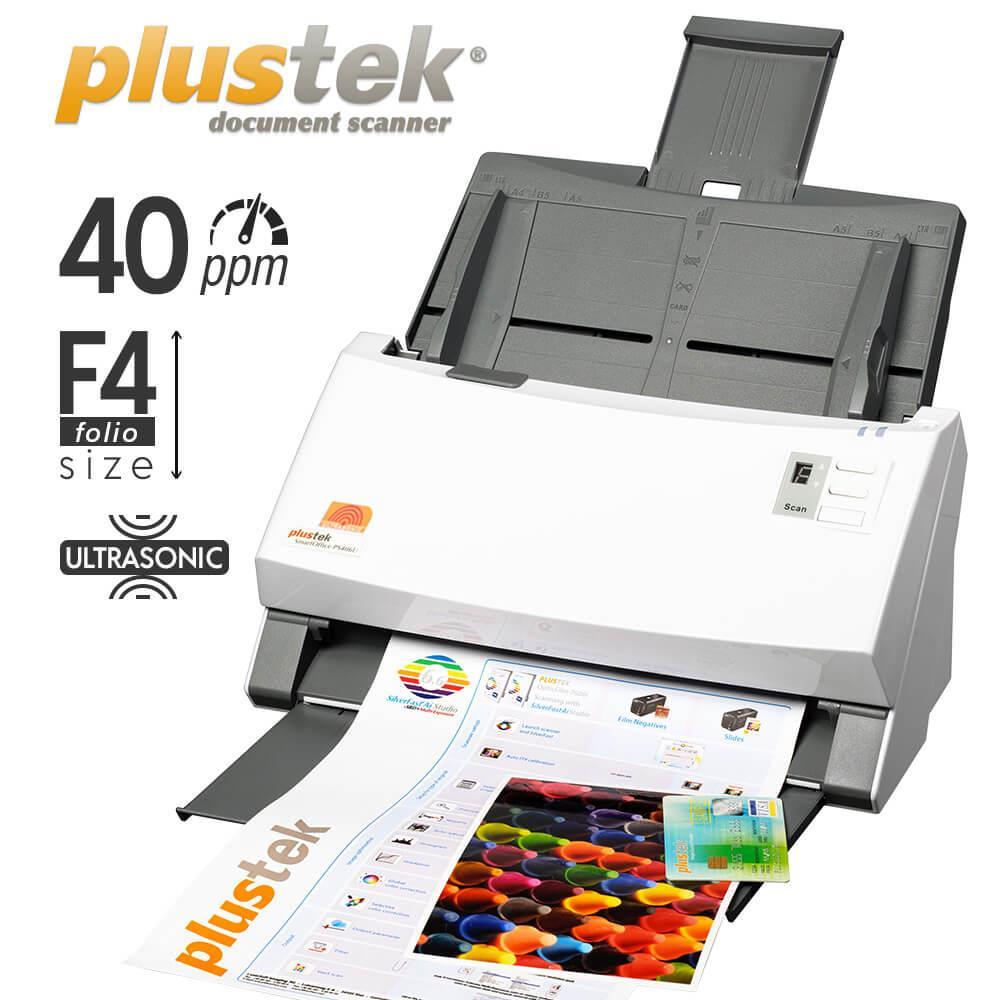 Sell Scanner Plustek Ps406u 40ppm Duplex F4 From Indonesia By Pt Software Faktur Pajak Dinamika Guna Saranacheap Price