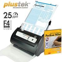 Plustek Scanner Periksa Nilai Ps286plus + Sofware 1