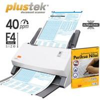 Plustek Scanner Periksa Nilai Ljk Plustek Ps406u+Sofware 1
