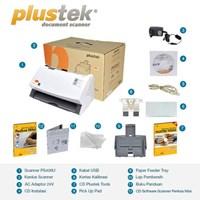 Distributor Plustek Scanner Periksa Nilai Ljk Plustek Ps406u+Sofware 3