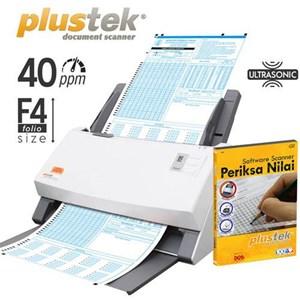Plustek Scanner Periksa Nilai Ljk Plustek Ps406u+Sofware
