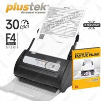 Plustek Scanner Faktur Pajak Ps3060u-30Ppm-Ultrasonic 1