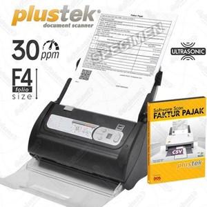 Plustek Scanner Faktur Pajak Ps3060u-30Ppm-Ultrasonic
