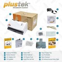 Jual Plustek Scanner Faktur Pajak Ps4080u-40Ppm-Ultrasonic 2
