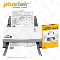 Distributor Plustek Scanner Faktur Pajak Ps4080u-40Ppm-Ultrasonic 3