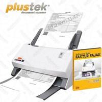 Beli Plustek Scanner Faktur Pajak Ps4080u-40Ppm-Ultrasonic 4