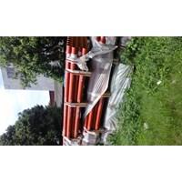 PIPA CAST IRON ( CIP ) PANJANG : 3 Meters 1