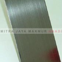 Jual Plat Stainless Steel Hairline