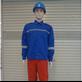 Seragam Safety (Wearpack) Exis Warna Biru