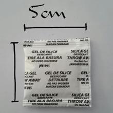 White Silica Gel 5 Gr