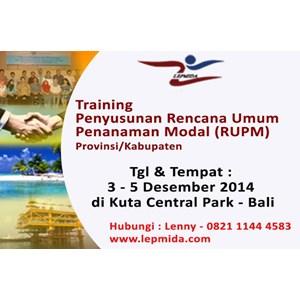 Training RUPM 3 – 5 Desember 2014 Di Bali By Lembaga Lepmida