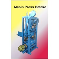 Mesin Press Batako 1