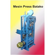 Mesin Press Batako