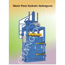 Mesin Press Hydrolic Kardus