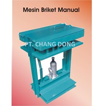 Mesin Briket Manual