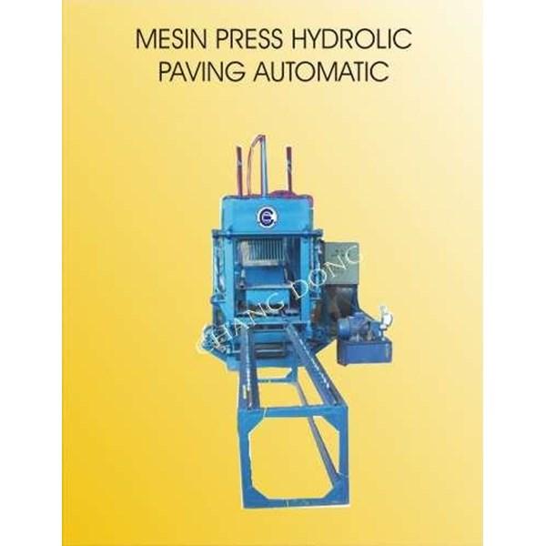 Mesin Press Hydrolic Semi Automatic
