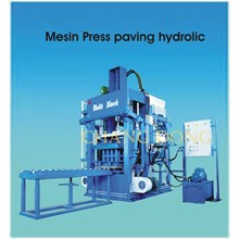 Mesin Press Paving Hydrolic