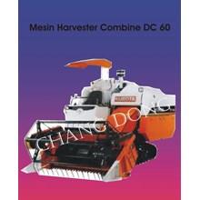Mesin Harvester Combine