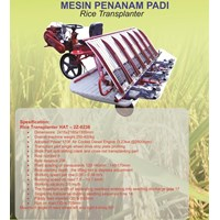 Mesin Rice Transplanter ( Penanam Padi )