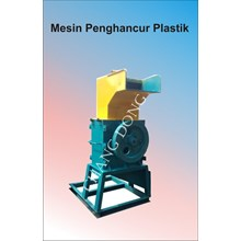 Plastic Mini-Crushing Machine