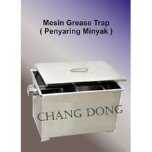 Mesin Penyaring Minyak ( Greasetrap )